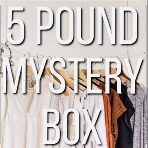 5lb Mystery Box!